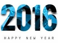 Feliz Año Nuevo de 2016